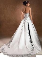 новое свадебное платье европейского качества!!!